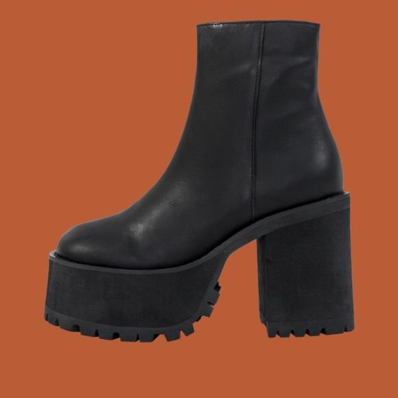 Unif Bonnie Platform Boot